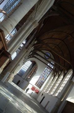 Oude Kerk Interior photo by Schönmaier