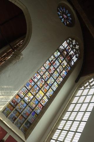 Oude Kerk Round Window photo by Schönmaier