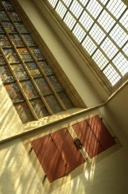 Oude Kerk Windows